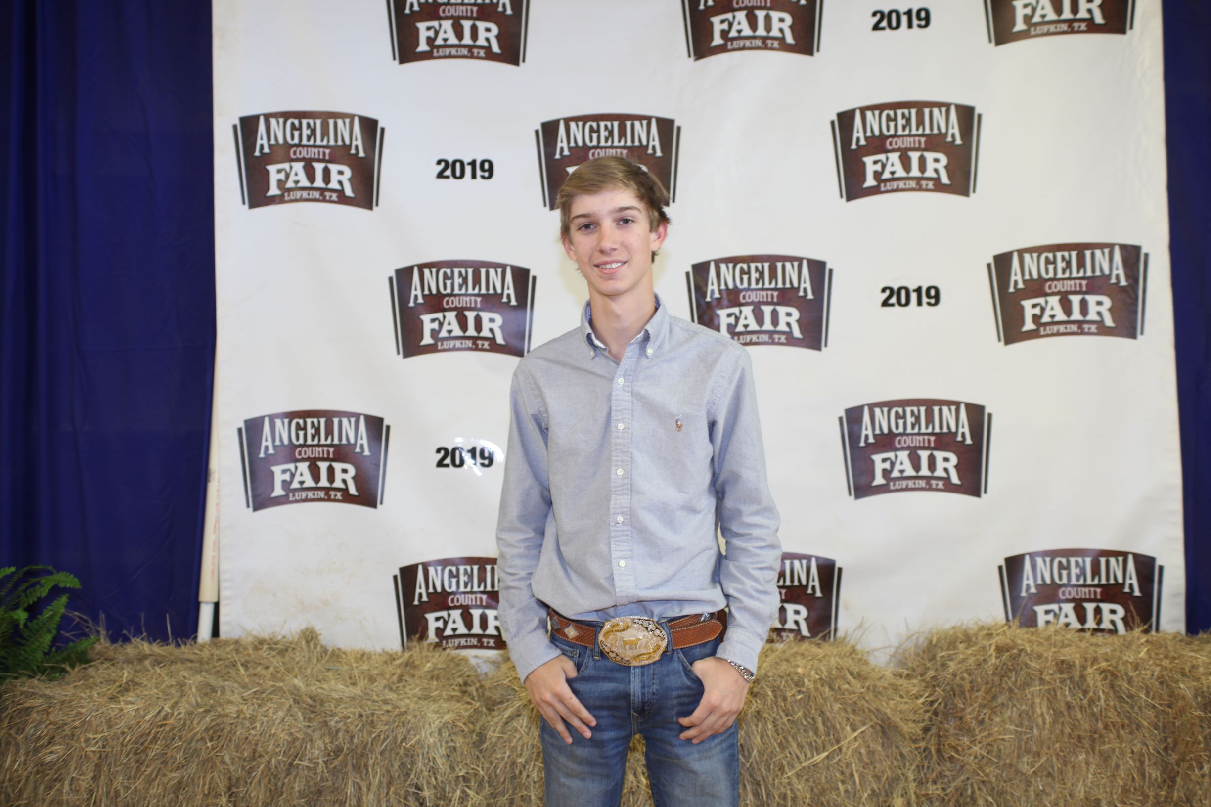 Cason Perry - Blue Ribbon 4-H